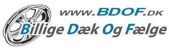 BDOF.dk – Billige Dæk Og Fælge